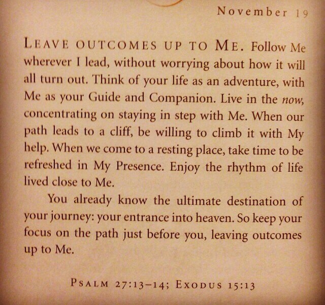 psalm 27:14-14 | Run and Be Still